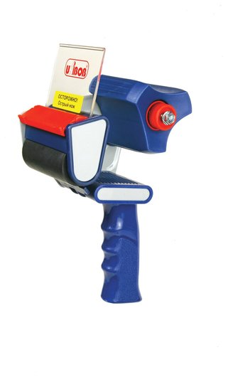 Диспенсер для клейкой упаковочной ленты Unibob, для ленты шириной до 75 мм, 222  Unibob