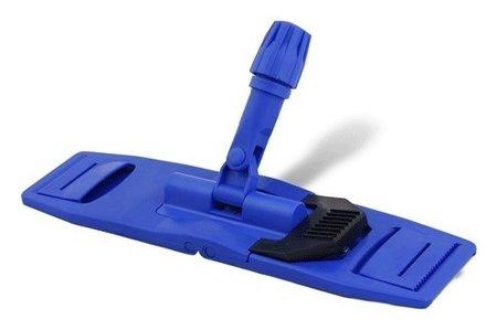 Держатель-флаундер 40 см, для плоских мопов (ТИП у/к, К, ув), с зажимами, черенки тип A и B, фла142 NNB