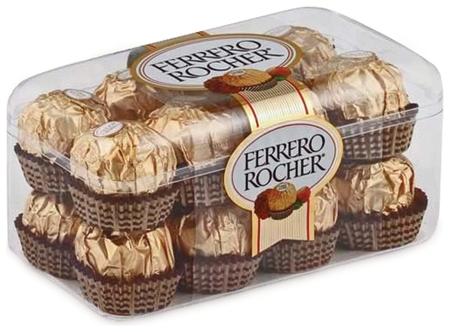 Конфеты шоколадные Ferrero  Ferrero