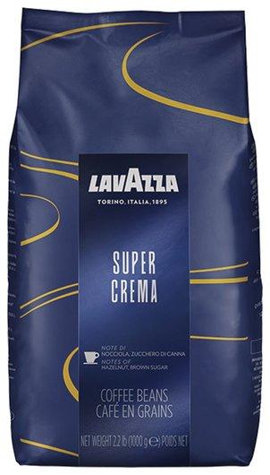 "Кофе в зернах Lavazza ""Espresso Super Crema"", 1000 г, вакуумная упаковка, 4202  Lavazza"