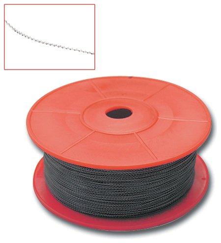 Пломбировочная проволока двужильная, нержавеющая, диаметр 0,75 мм, длина 400 м  Новейшие технологии