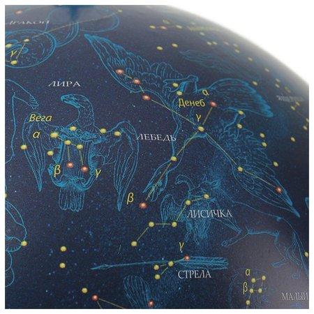 """Глобус звездного неба Globen """"Классик"""", диаметр 320 мм, к013200292  Globen"""