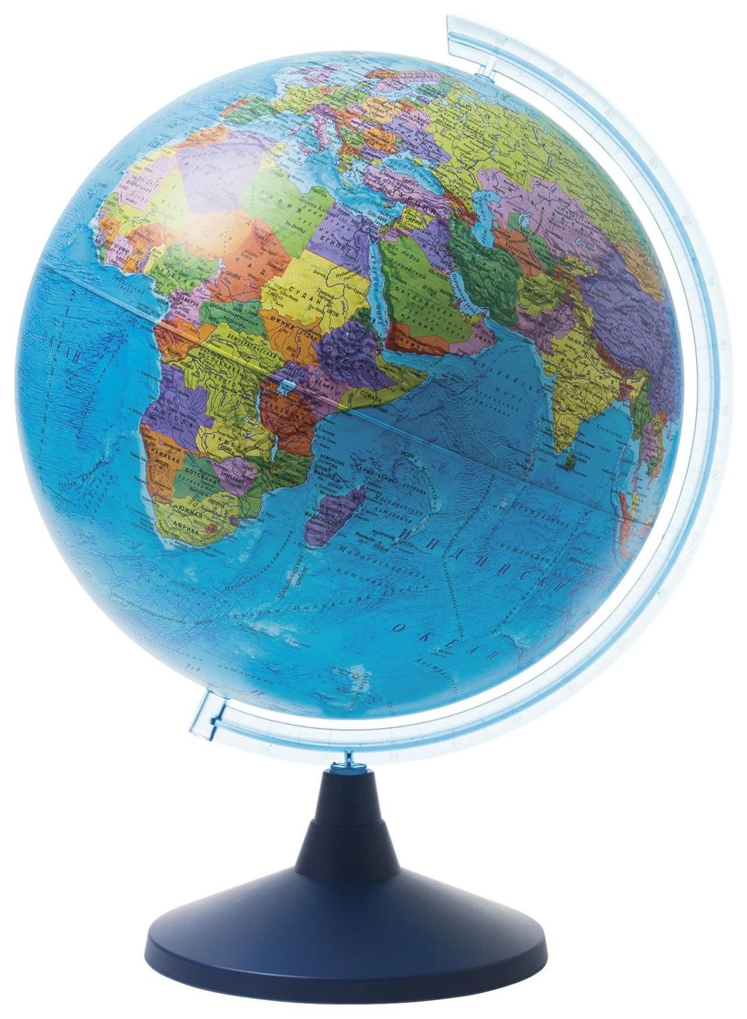 """Глобус политический Globen """"Классик евро"""", диаметр 400 мм, ке014000243  Globen"""