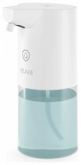 Диспенсер для жидкого антисептика сенсорный, тип распыления спрей, 0,4 л, батарейки АА (В комплекте), Elari Smartcare, Ssd-02  Elari
