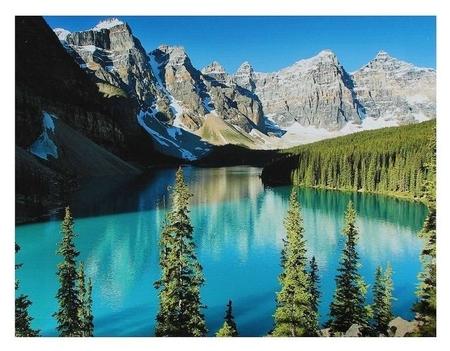"""Картина на подрамнике """"Красота гор""""  NNB"""
