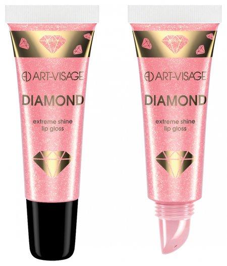 """Блеск для губ """"Diamond""""  Art visage (Арт визаж)"""