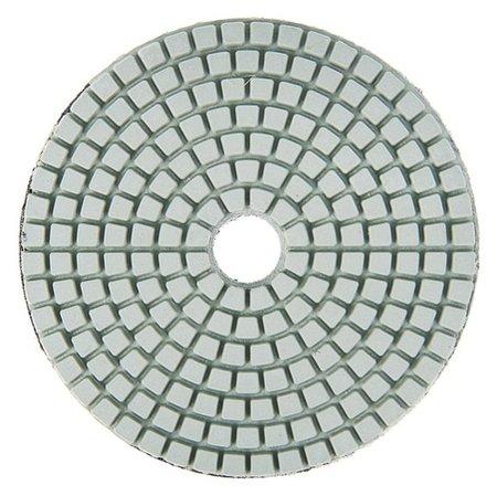 Алмазный гибкий шлифовальный круг Tundra, для мокрой шлифовки, 100 мм, № 800  Tundra