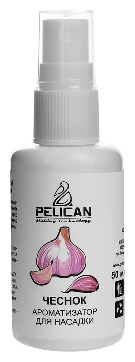 Дип-спрей Pelican, чеснок  Pelican Fishing Technology