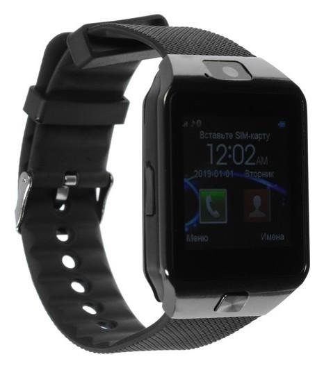 """Смарт-часы Smarterra Smartlife X, 1.54"""", Ips, Ip54, Bt3.0, Microsim, 380мач, чёрные  Smarterra"""