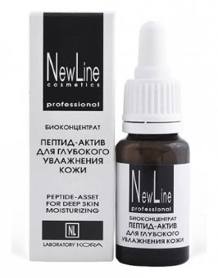 Пептид-актив для глубокого увлажнения кожи