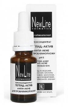 Пептид-актив анти-акне для проблемной кожи pH 5
