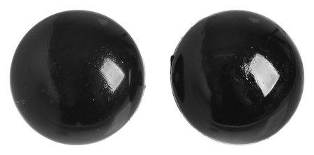 Глаза пришивные, набор 80 шт., размер: 1 шт. 1,5 см
