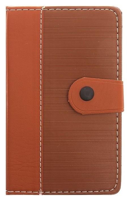 Записная книжка, формат А6, обложка пвх, 102 листа в линейку, комбинированная, на кнопке  NNB
