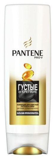 Бальзам-ополаскиватель Pro-V для тонких и ослабленных волос  Pantene