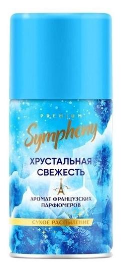 """Освежитель воздуха """"Хрустальная свежесть"""" (сменный баллон)  Symphony (Симфония)"""