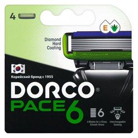 Кассеты для бритья Pace 6