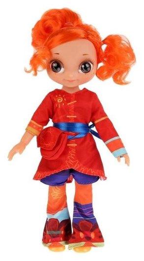 Кукла озвученная «Сказочный патруль аленка» 32 см, кэжуал, 15 песен и фраз  Карапуз