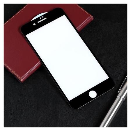 Защитное стекло Red Line для Iphone 7 Plus, Full Screen, полный клей, черное  Red line