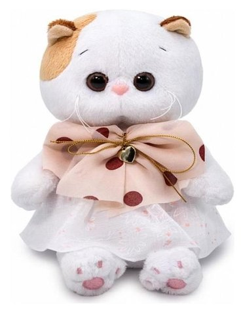 Мягкая игрушка «Ли-ли Baby в платье с бантом», 20 см Басик и Ко