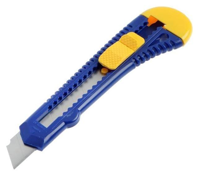 Нож Kubis 04-03-0118, выдвижное лезвие, 18 мм  Kubis