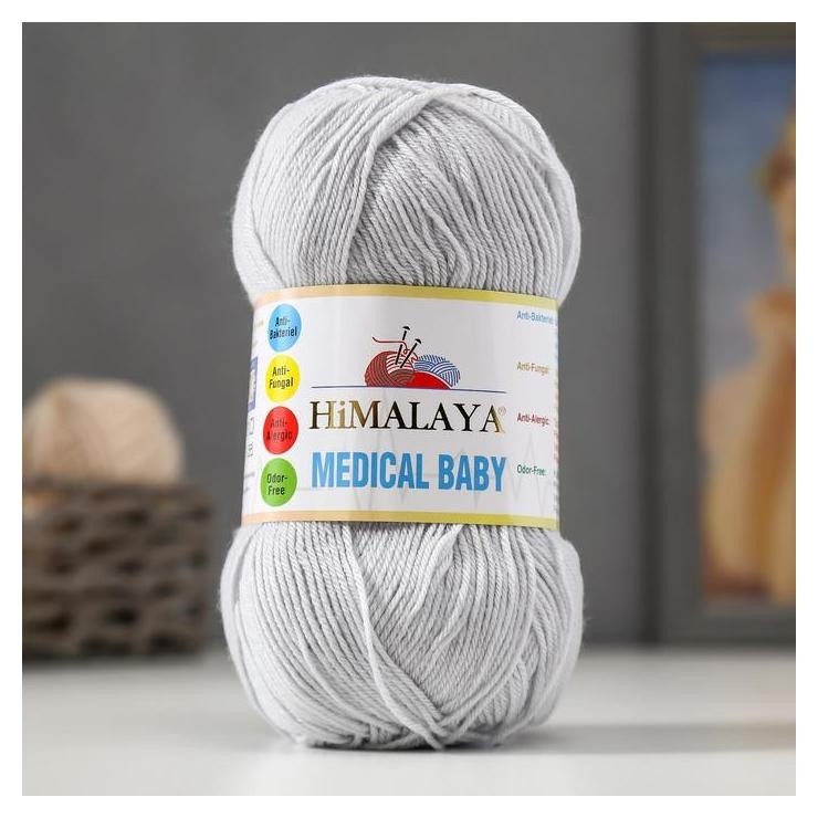 Пряжа Medical Baby 70% акрил, 30% амикор 310м/100гр (79226) Himalaya
