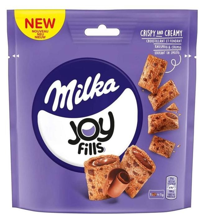 Печенье Milka Joy Fills 90г Milka