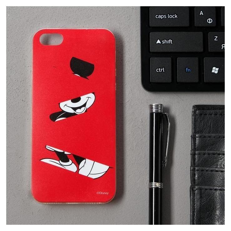 Чехол Red Line Ibox Art Iphone 5/5s/5se, силиконовый, Disney №41 iBox