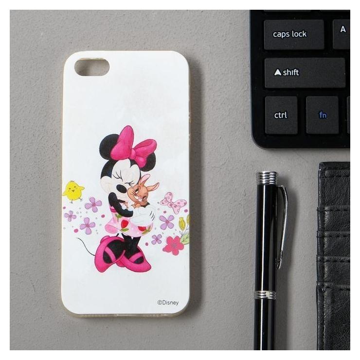 Чехол Red Line Ibox Art Iphone 5/5s/5se, силиконовый, Disney №48 iBox
