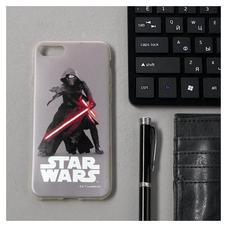 Чехол Red Line Ibox Art Iphone 7/8, силиконовый, Star Wars №19 iBox