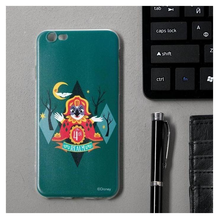 Чехол Red Line Ibox Art Iphone 6/6s, силиконовый, щелкунчик №4 iBox