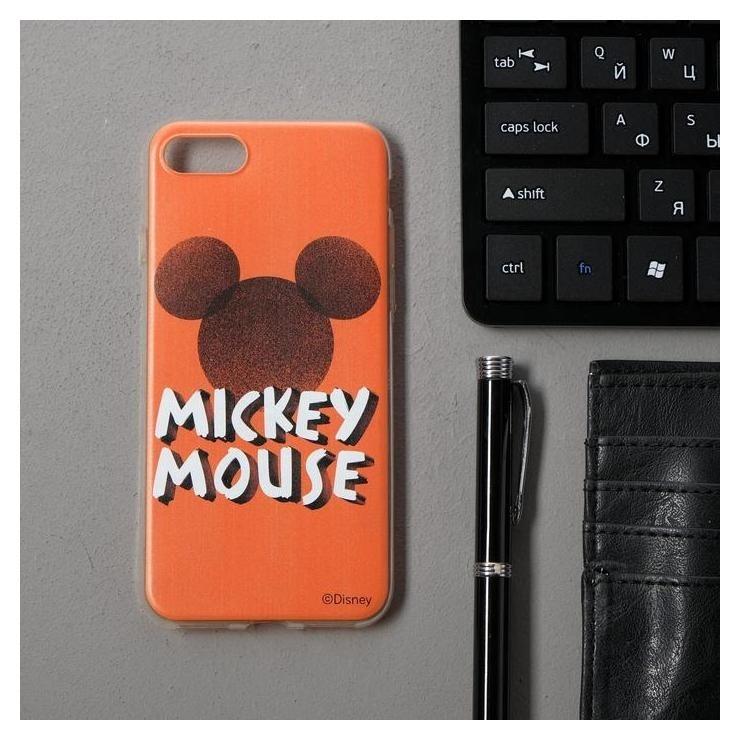 Чехол Red Line Ibox Art Iphone 7/8, силиконовый, Disney №3 iBox