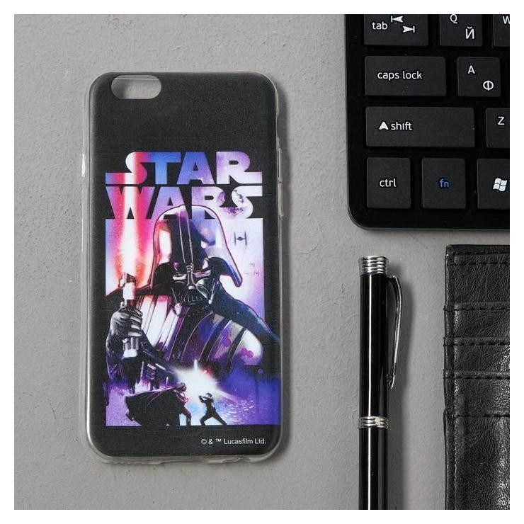Чехол Red Line Ibox Art Iphone 6/6s, силиконовый, Star Wars №8 iBox