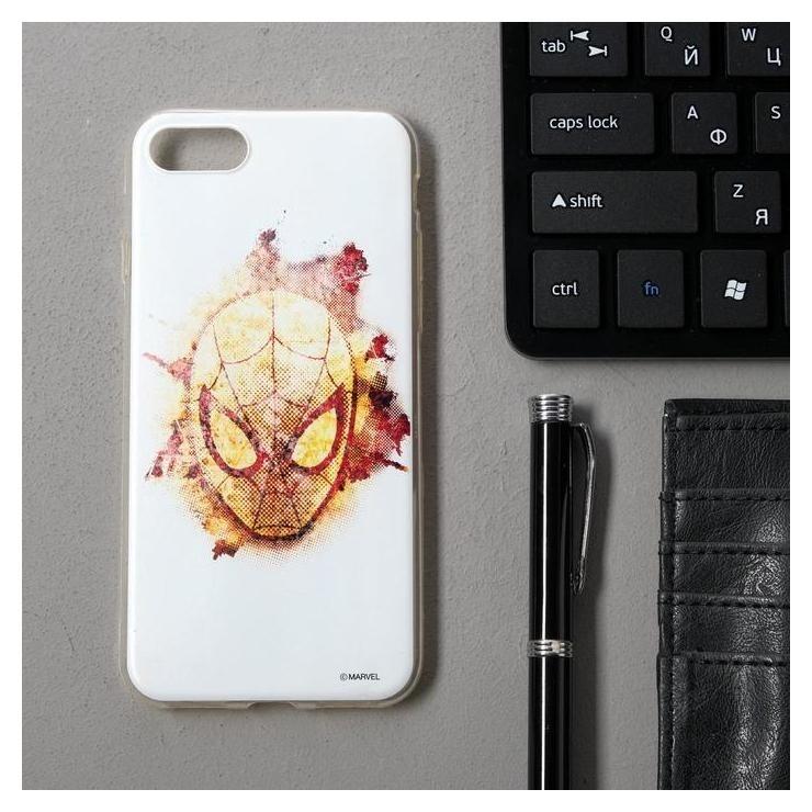 Чехол Red Line Ibox Art Iphone 7/8, силиконовый, Marvel №11 iBox