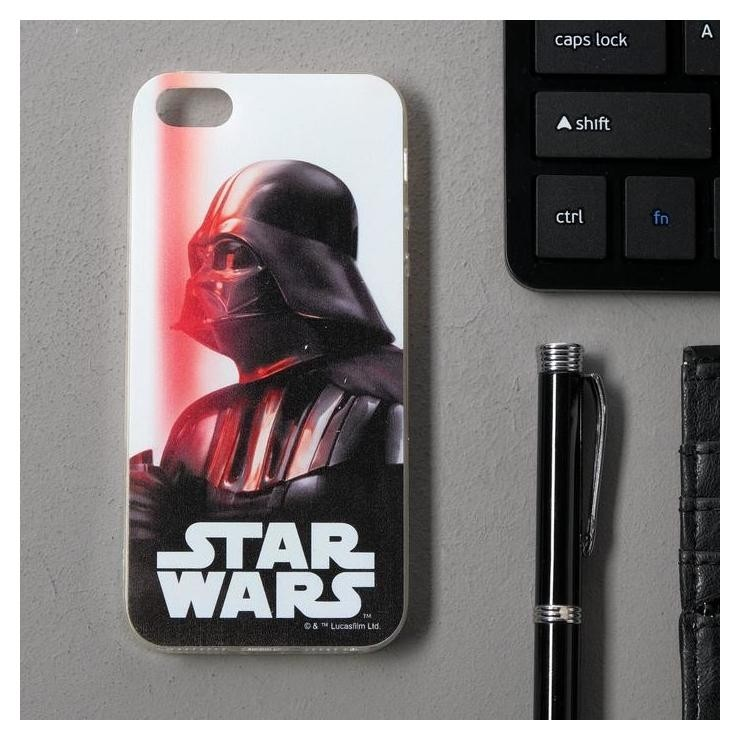 Чехол Red Line Ibox Art Iphone 5/5s/5se, силиконовый, Star Wars №30 iBox