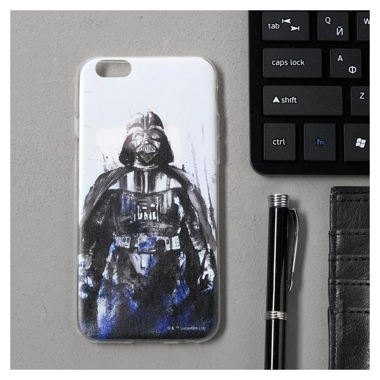 Чехол Red Line Ibox Art Iphone 6/6s, силиконовый, Star Wars №9 iBox