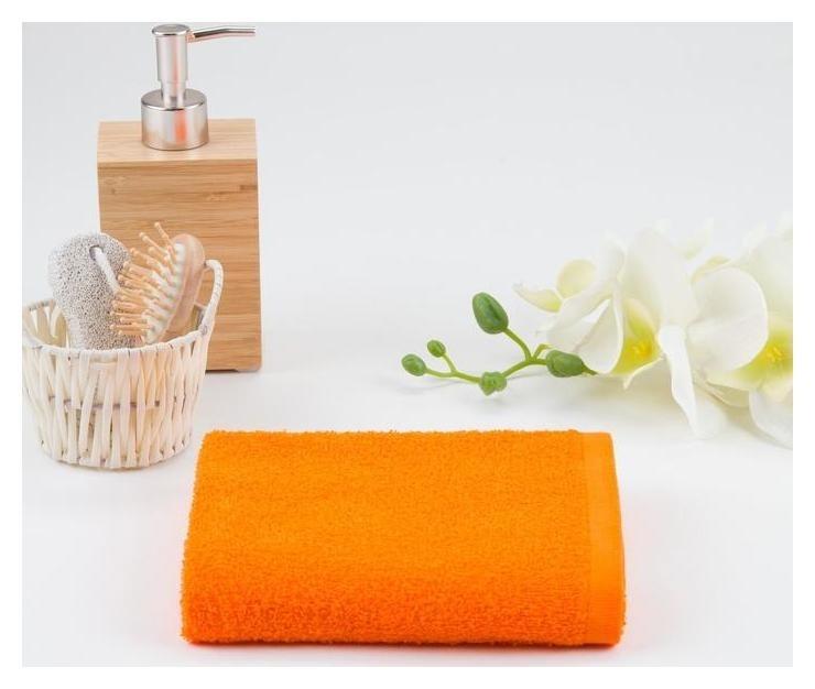 Полотенце махровое ника 05-019 60х130 см,ярко-оранж, хлопок 100%, 280г/м2  Счастье, когда он и она в удовольствие...