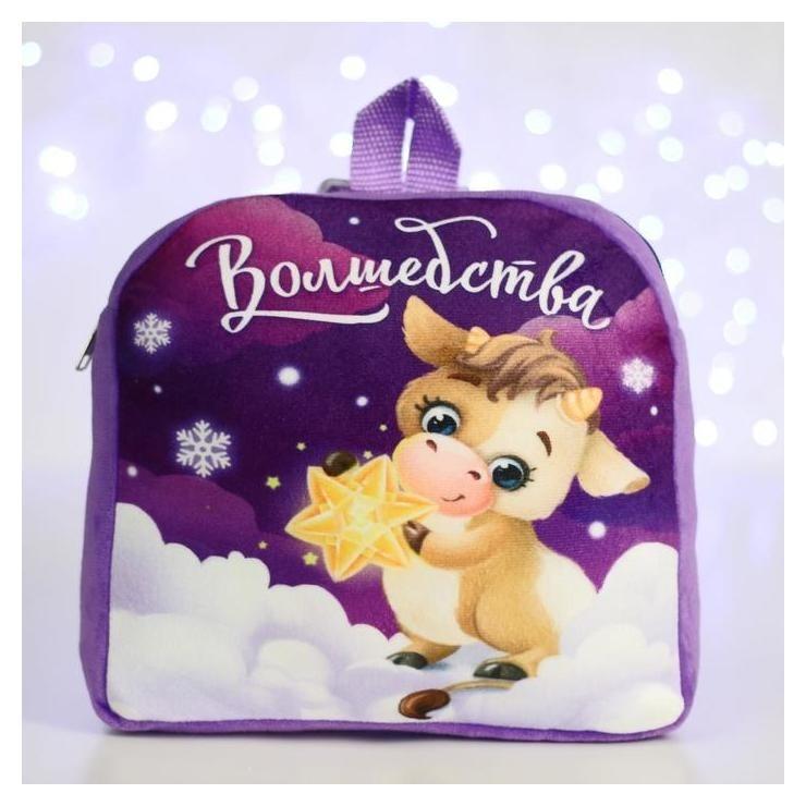 Рюкзак детский Волшебства бычок 24*24 см Paw patrol