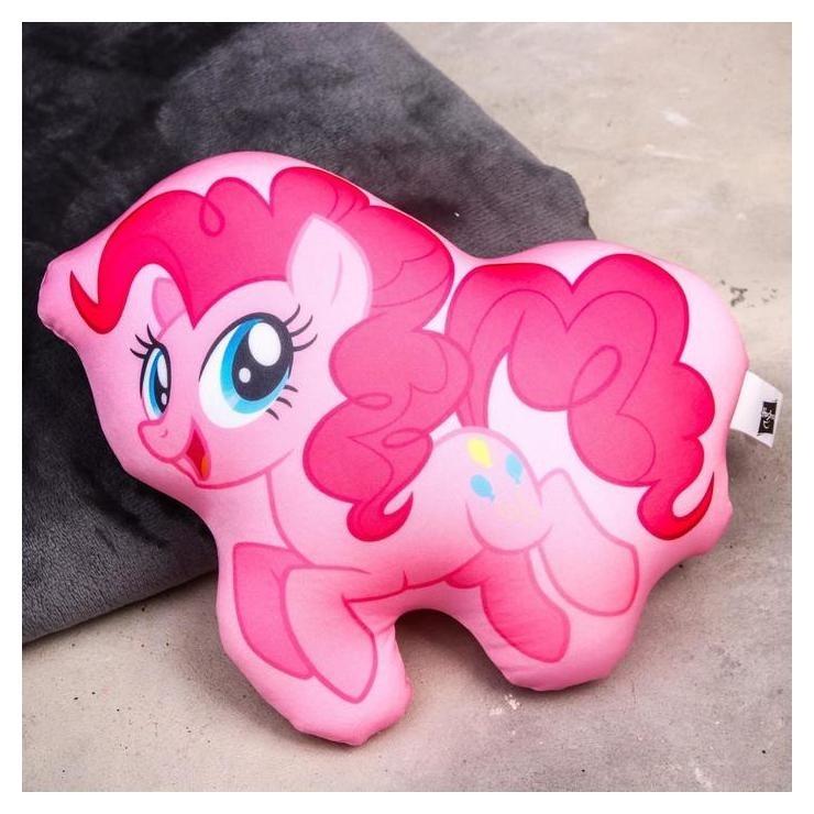 "Подушка антистресс ""Панки пай"", My Little Pony  Hasbro"