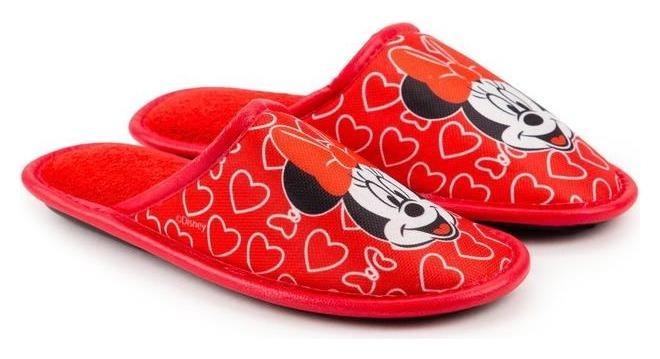 Тапочки женские, цвет красный, размер 40 Bris