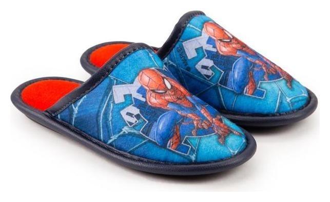 Тапочки детские, цвет синий, размер 32  Bris