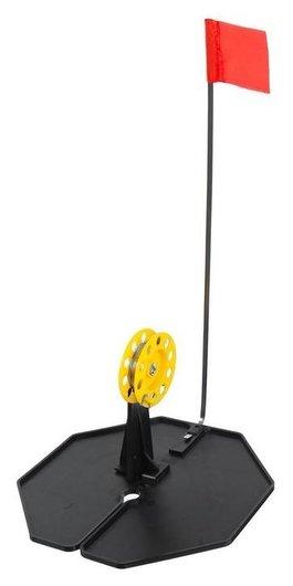 Жерлица оснащенная «Тонар» жзо-05 D=185 мм, катушка D=65 мм  Тонар