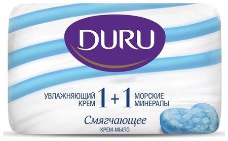 Мыло туалетное Soft Sens Морские минералы   Duru