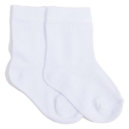 Носки детские, цвет белый, размер 20-22  Борисоглебский трикотаж