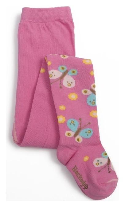 Колготки для девочки кдд1-2288, цвет розовый, рост 98-104 см  Носкофф