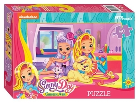 Пазл 60 элементов Sunny Day  Step puzzle