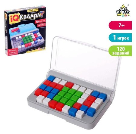 Настольная игра «IQ квадрат»  Лас Играс