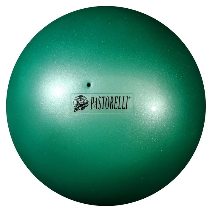 Мяч гимнастический Pastorelli New Generation, 18 см, Fig, цвет малайзийское море  Pastorelli