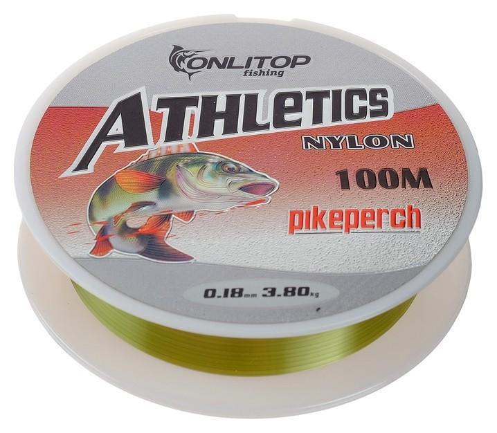 Леска Pike Perch, D=0,18 мм, 100 м  Onlitop