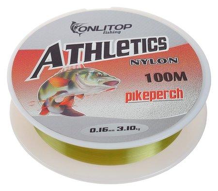 Леска Pike Perch, D=0,16 мм, 100 м  Onlitop