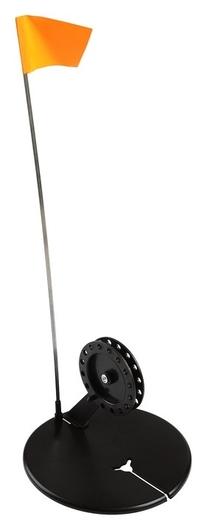Набор жерлиц с угловой стойкой в сумке «Щукарь», D=190 мм, 10 шт.  КНР
